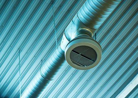 Sistemas de ventilación - 1937