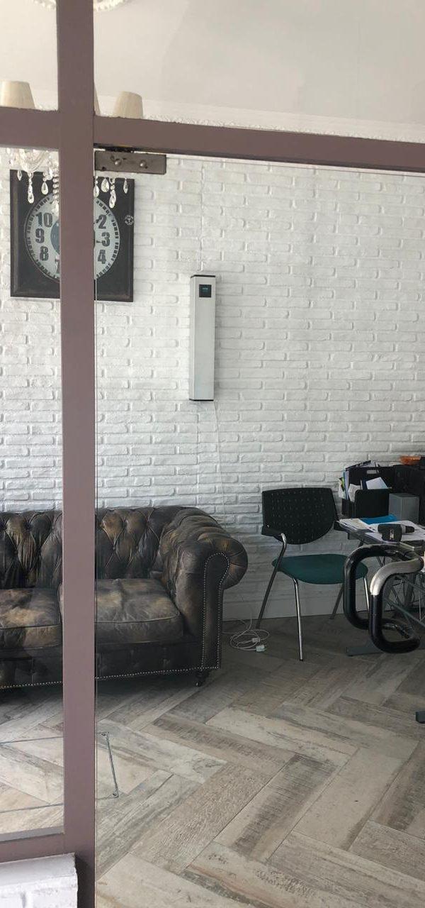 Oficina del cliente