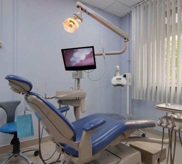 Clínicas dentales v1